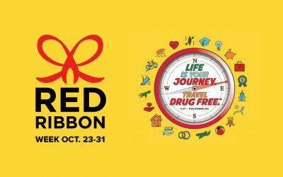 Join the National Red Ribbon Campaign