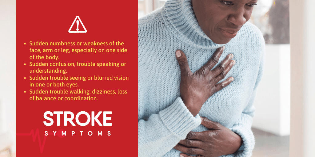 Stroke Symptoms for Women