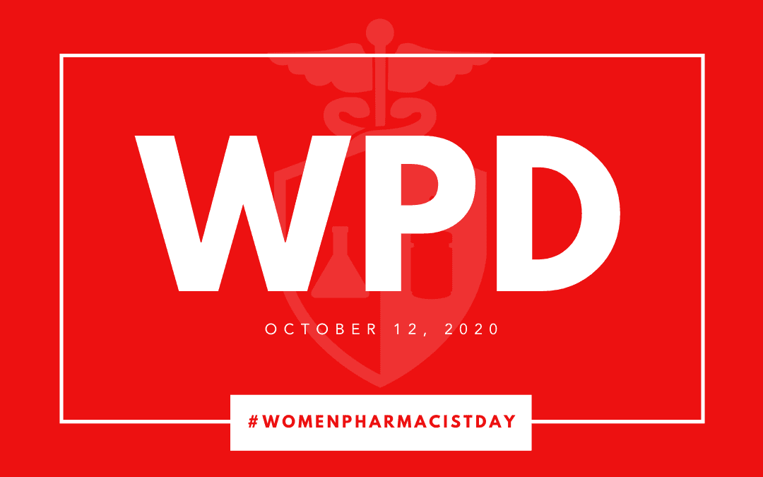 Celebrating Women Pharmacists Day 2020