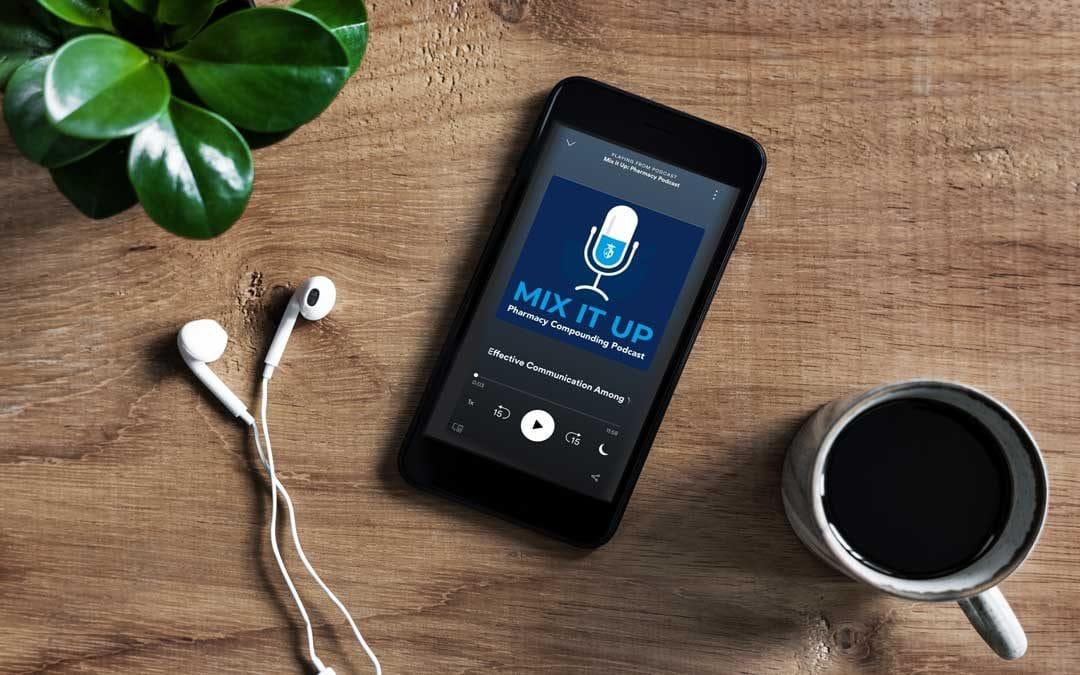 Mix It Up Pharmacy Podcast