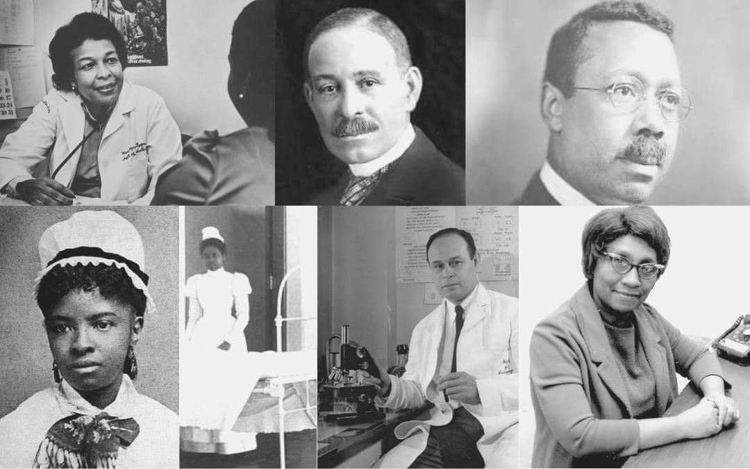 Celebrating Black History Month: Pioneers In Medical History