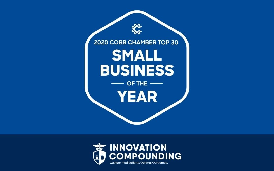 Innovation Compounding Named Top 30 Small Businesses of 2021
