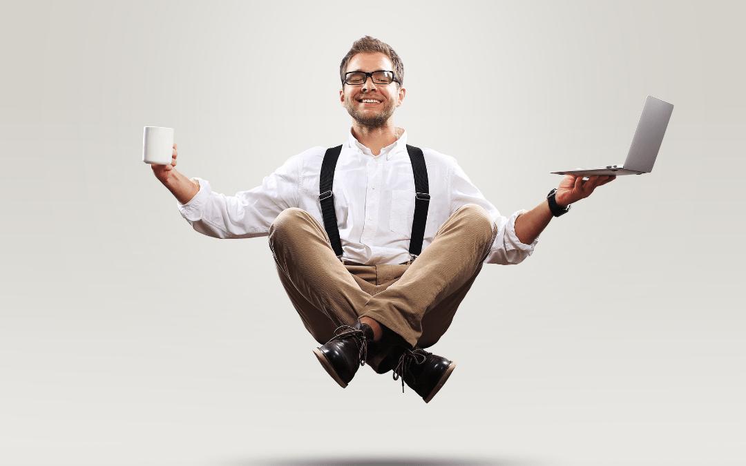 Can You Laugh Away Work Stress?