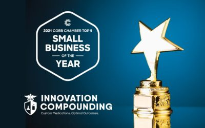 Innovation Compounding Named Top 5 Small Business for 2021