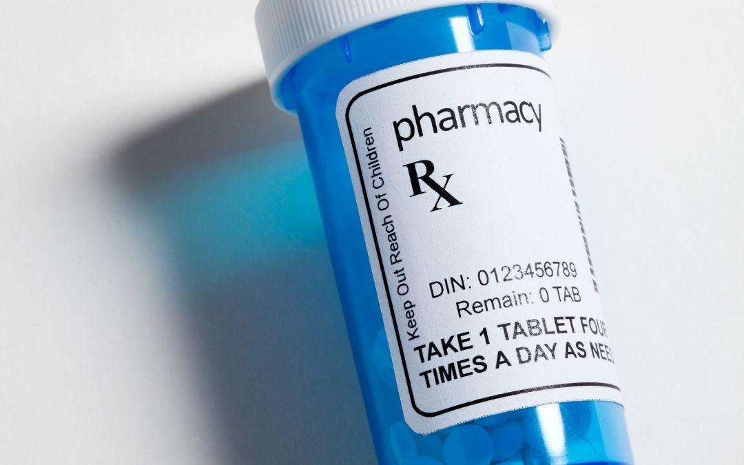 Rx Prescription Medication