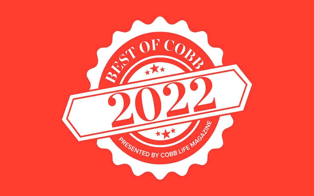 Best of Cobb 2022 logo