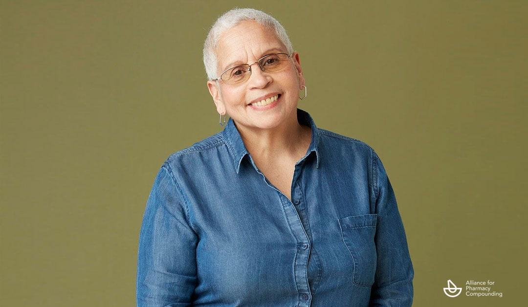 portrait of female cHRT advocate